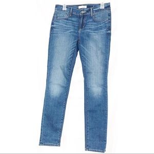 Ann Taylor LOFT denim jeans modern skinny size 27